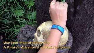 Disney's MagicBands in use at Walt Disney World - Unboxing - FastPass+, room key, games