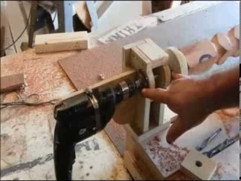 Simple Flange Bearing For Woodworking Jigs - YouTube