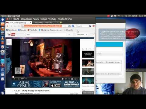 Linux   ClipGrab per scaricare video e audio da internet