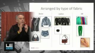 Ferran Adrià and Loic Le Meur - LeWeb