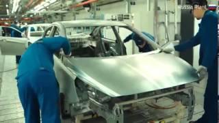 видео Хендэ Мотор Мануфактуринг Рус