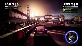 Dirt Showdown: Game play Xbox 360
