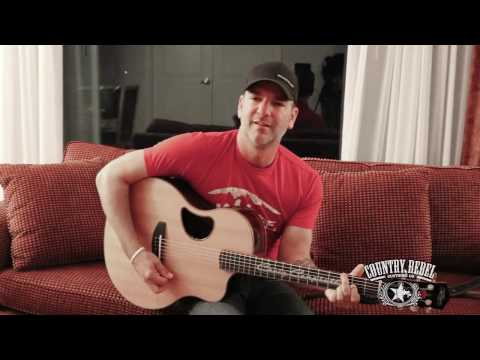 Craig Campbell - Acoustic Session With Country Rebel
