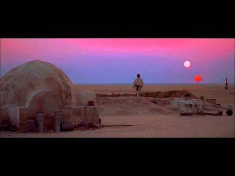 Star Wars: Binary Sunset/Alternate Soundtrack --- Crossover Comparison