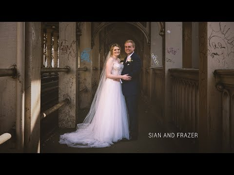 Yorkshire Wedding Videographer | Sian and Frazer | Newcastle Wedding