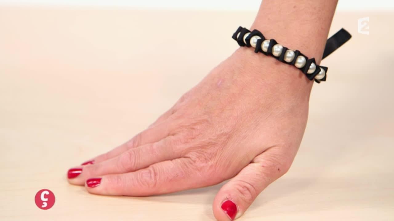 diy cr er son bracelet en perle ccvb youtube