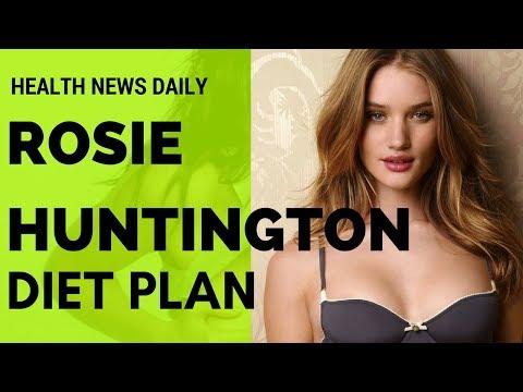 ROSIE HUNTINGTON Diet Secrets – Diet Plan | Victoria's Secret Model