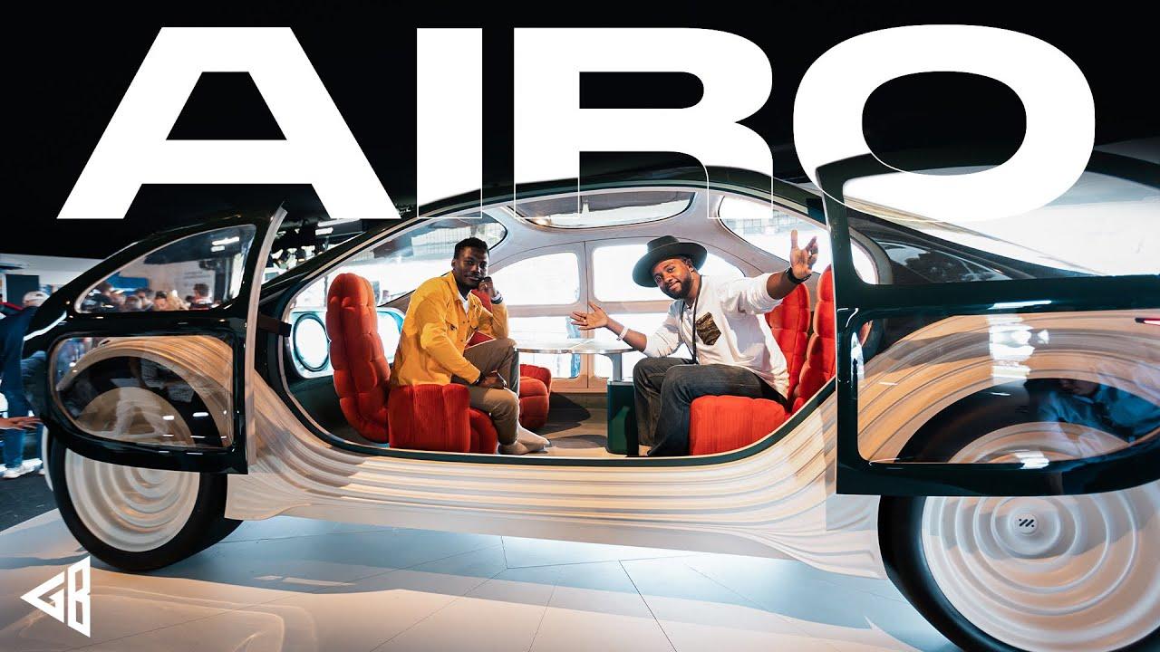 The Future Of Self Driving Cars – AIRO by Heatherwick Studios