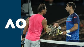 Rafael Nadal vs Federico Delbonis - Extended Highlights (R2)