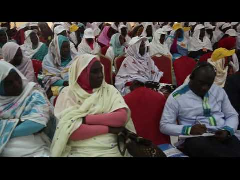 UNAMID facilitates Darfur Internal Dialogue and Consultations meeting in Kalimando, north Darfur