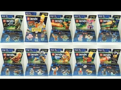 99 CENT STORE LEGO DIMENSIONS HAUL 1-25-2017 | By ransmo5 - YouTube