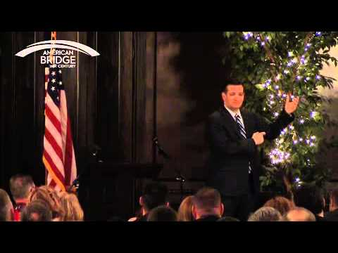 Ted Cruz   Comments on Joe Biden Howell, MI 06 03 2015