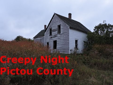Creepy Night Pictou County
