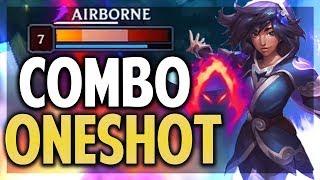 ¡ESTE COMBO ONE SHOT ESTA OP! | TALIYAH MID | League of Legends