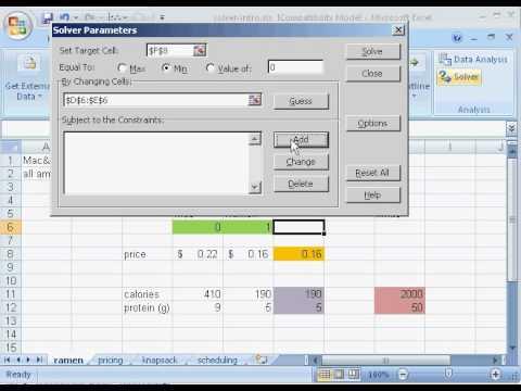 Solving linear programming problems calculator