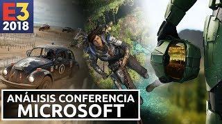 Análisis Conferencia Microsoft - E3 2018 | 3GB