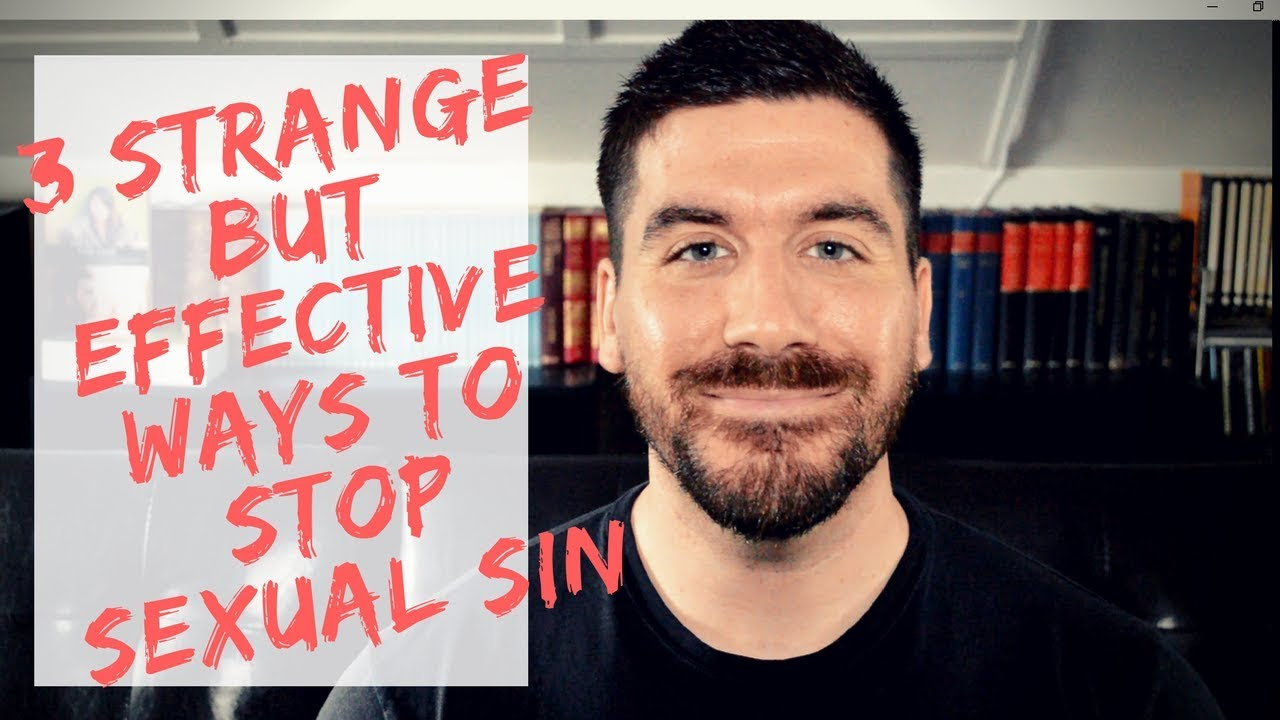 3 Outside the Box Ways to Stop Sexual Sin