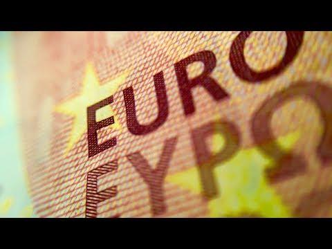 ВолноРазбор: индекс доллара и евро (05/06/2018)