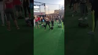 Уроки танца в парке Горького Москва