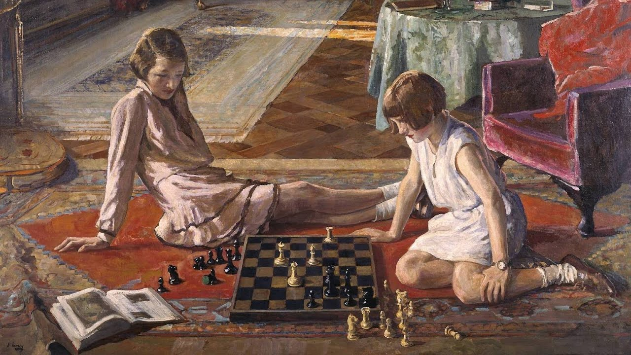John lavery iii from 1920 to 1940 glasgow school youtube for John s painting