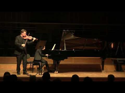 Webern 4 Stücke Op.7, Tim Vogler & Jonathan Aner
