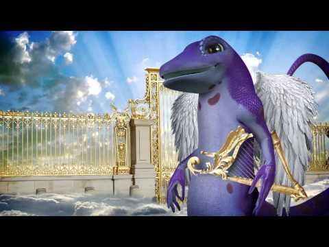Todas las lagartijas van al cielo - #PeliConLagartija