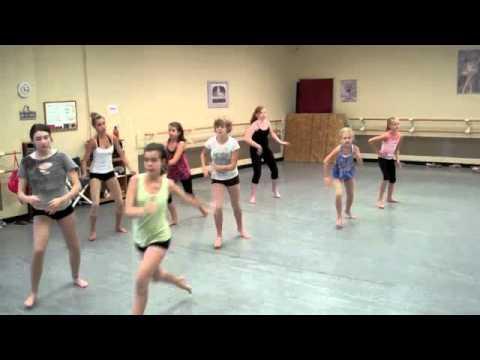 Colorado Centre of Dance Intermediate Modern