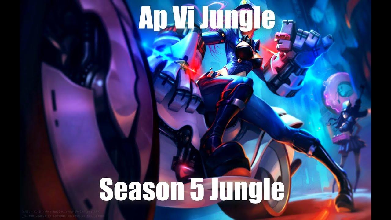 Ap jungle fizz season
