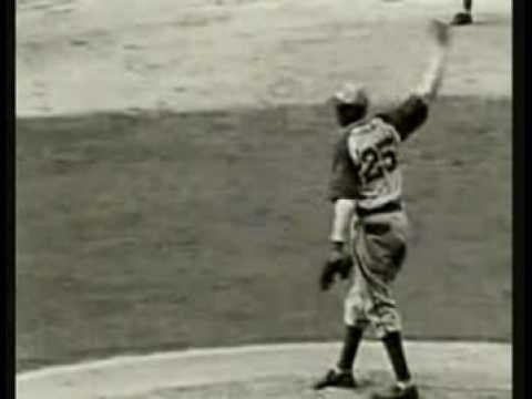 Satchel Paige Pitching Footage (No Sound)