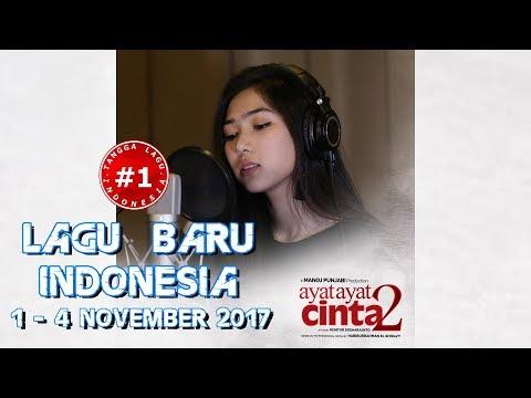 LAGU BARU INDONESIA  (1 - 4 November 2017)