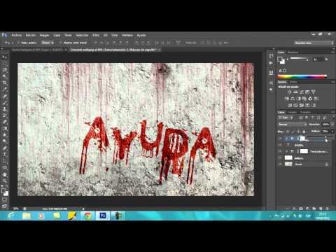 Tutorial Terror en Photoshop CS6