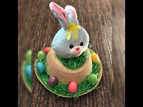 Easter Hat decoration Ideas for Kids (boy) #PAPERCRAFTS