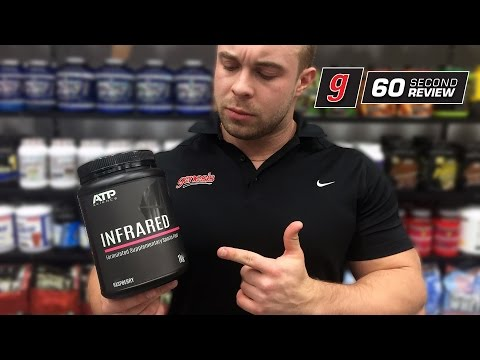 Infrared NRG By ATP Science - Pre Workout Review By Genesis.com.au