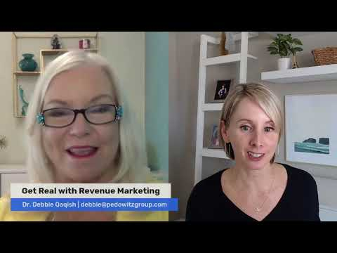 One on One with CMO, Kristen Wright, Virtual Event Space