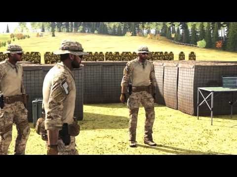 Tales of the Raiders (slideshow) | 2dMRB A3 Milsim