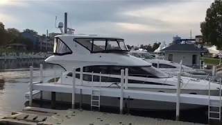 NEW 2016 Meridian 441 Sedan Bridge BOAT FOR SALE near Chicago by B & E Marine 219-879-8301