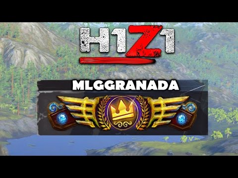 H1Z1 - ROAD TO ROYALTY #1!! H1Z1 Funny Moments And Gameplay!