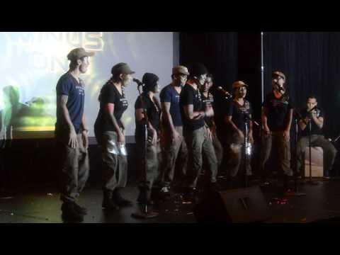 Dubai Duty Free Unleashed 4 Group Singing Finals CC - Minus One