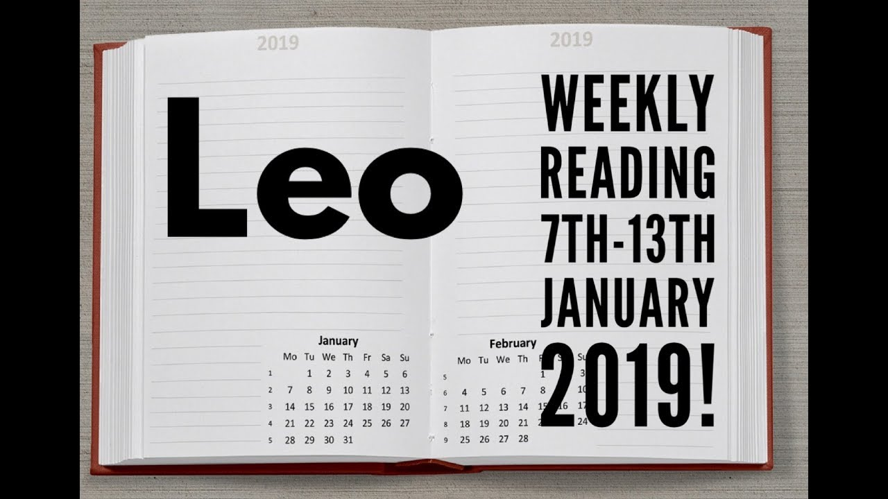 leo weekly 6 to 12 tarot reading
