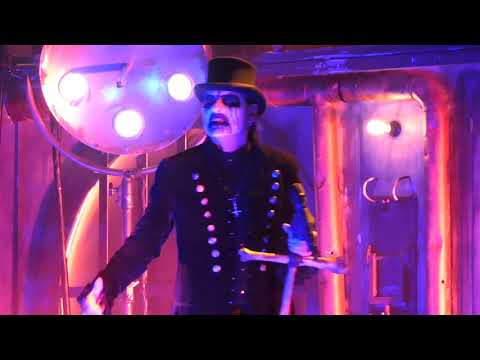 """King Diamond - New Song, """"Masquerade Of Madness"""" Live At The Modell Lyric On 11/11/19"""