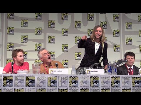 FULL Teenage Mutant Ninja Turtles Nickelodeon panel at San Diego Comic-Con 2014 - Inside the Magic  - I3qZMhNse7Q -