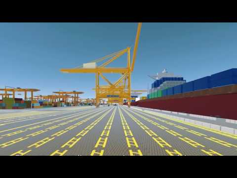 How Siemens is Digitizing the Port Environment