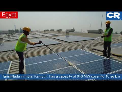 Egypt to develop the world's largest Solar PV project