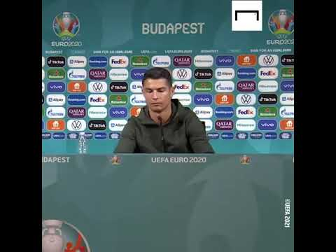 Ronaldo Press Conference