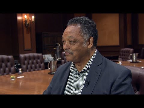 Jesse Jackson: 'Everything we've gained is under attack'
