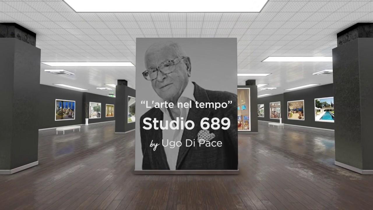 Ugo Di Pace A arte no Tempo 12 09 2018