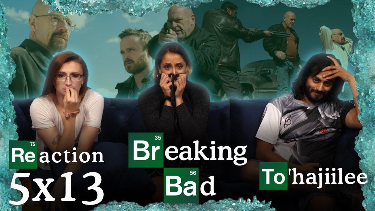 Download Breaking Bad - 5x13 To'Hajiilee - Group Reaction