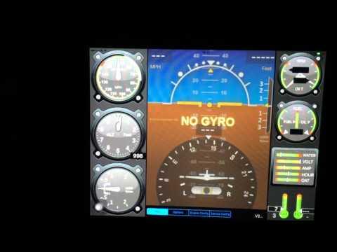 Grand Rapids EIS 4000  Ilevil AW Skydemon GPS
