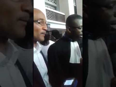 Interview de Maître Ange Rodrigue Dadje avocat de Michel Gbagbo