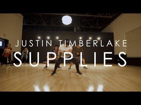Justin Timberlake - Supplies | @mikeperezmedia Choreography